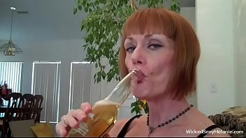 Cock Tastes Better For Granny After Booze