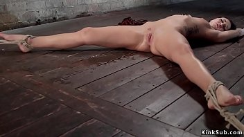 Shaved sub in suspension toyed