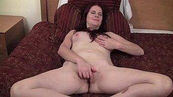 Red Haired Yanks Minx Sophia C. Masturbating