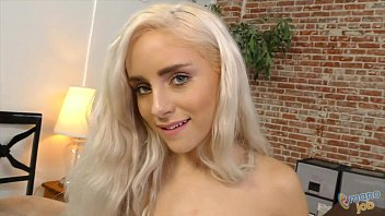 Naomi Woods Casting Couch Handjob