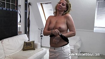 Free nude moms with son photos - Horny mature stepmom fucks son caught masturbating