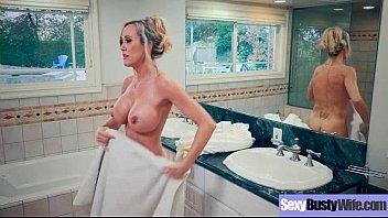 (Brandi Love) Busty Milf Like Hard Style Sex On Camera video-07