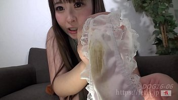 Dog Snuffling Daughter 11 No.06 Dirty-panties and smegma of pussy version