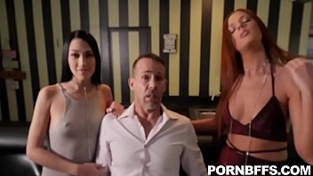 Pin The Tail On The Daughter Jessie Saint, Alex Coal, Scarlett Mae