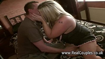 Compilation of blondes at real couples 8 min