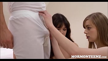 Mormon Teen Dolly Leigh Threesome With Alison Rey