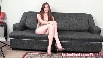 Hot Teen Brees Kelly Shows Off Soft Feet at FuckedFeet! 11 min