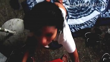 No sé en qué momento aprendió a hacer esto!! Le gusta mamar y tragar polla a esta niña!