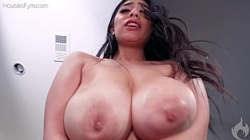Violet Myers gets stuffed with Laz Fyre's cock in THIRST TRAP!