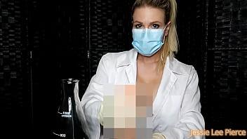 PREVIEW CORONAVIRUS SPERM MILKING JESSIELEEPIERCE.MANYVIDS.COM FEMALE DOMINATION HANDJOB MEDICAL FETISH