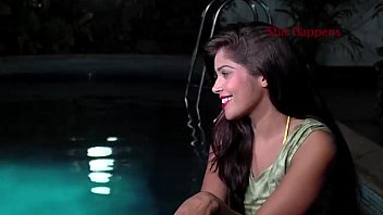 Indian Shruti Bhabhi And Shweta Bhabhi Lesbian Romace In Swimming Pool.