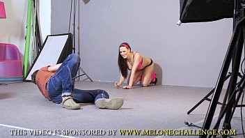 Mea Melone drilled hard with huge creampie 50 min