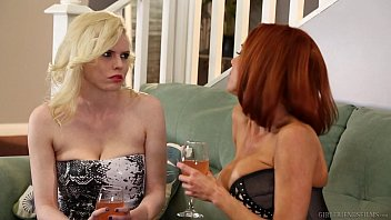 Veronica Avluv and Kristy Snow Hot Lesbian Sex thumbnail