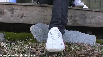 Swedish foot fetish