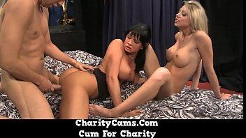 Charity Kameralar Sıcak Big Tit Babes Hisse Huge Cock altyazılı poron