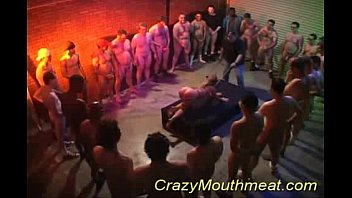 Crazy Mouth Meat Oral Orgy Sex