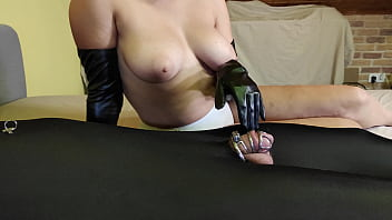 Edging, Ruined Orgasm & Back To Your Chastity Cage