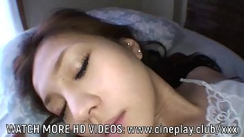 Cute and Hot Asian Girl Fucking and Moaning a Lot