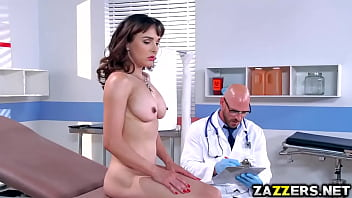 Dr Johnny Sins Injecting His Cock Behind Cythereas Pussy