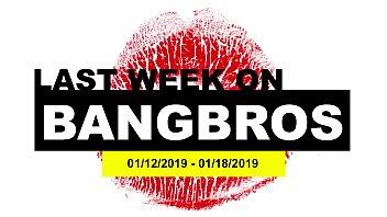 Big brown asses video - Last week on bangbros.com: 01/12/2019 - 01/18/2019
