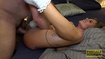 PASCALSSUBSLUTS - Submissive Silvia Dellai Anal Fucked Hard