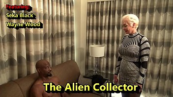 The Alien interracial Collector