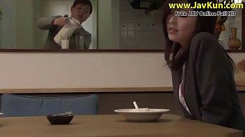 Jav passionate sex girls office