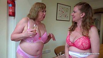 Older British threeway sex thumbnail