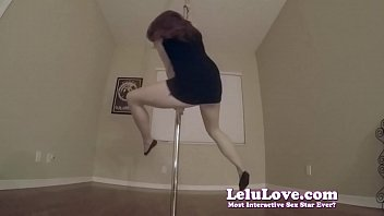 Strip pole dancing clips Poledancing and shaking and twerking my ass while i strip naked