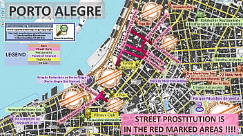 Porto Alegre, Brazil, Sex Map, Street Prostitution Map, Massage Parlours, Brothels, Whores, Escort, Callgirls, Bordell, Freelancer, Streetworker, Prostitutes