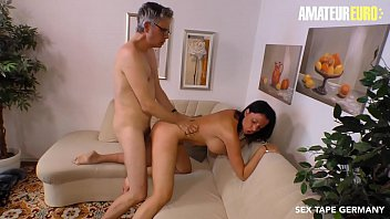 AMATEUR EURO - Hot German MILF Wife Dacada Bangs On Cam With Her Horny Husband
