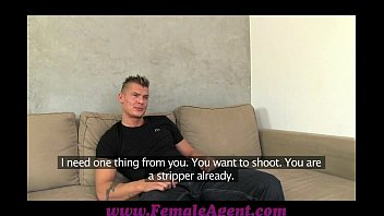 FemaleAgent Nymph stripper delights MILF Vorschaubild