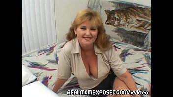 Mom is my sex slave Your busty mother is working my cock