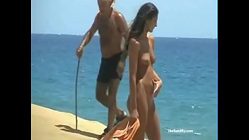 Homemade amatuer swinger wifes Exhibitionist beach exposé