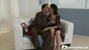 Small Tits Teen Fucked By A Horny Businessman