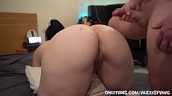 Facesitting Rimming And Pussy Eaten Till Female Orgasm For Pawg - Huge Ass Coated In Cum!