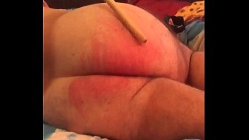 I (Bernd) gets my ass spanked 2