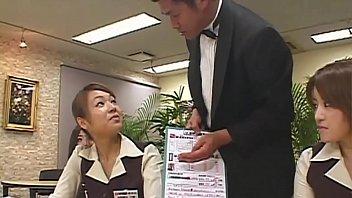 ザ・面接 Vol.117 キャンギャル Ol オペラ歌手 肛門様のドリル舐め  真木麗子出演パート