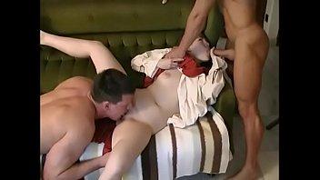 German Teen Roben Threesome MMF
