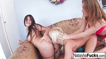 Hot London Keyes and Natasha Nice fuck Kelly Surfer!