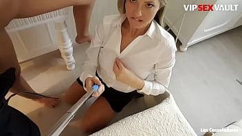 VIP SEX VAULT - (Sicilia, Angelina Brill & Andy Stone) Young Hungarian Housewife Feels Nasty