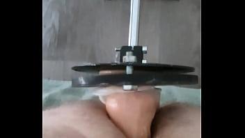 Fuck Machine 25, Balls deep anal