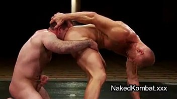 Wrestler gays ass fucking and sniffing