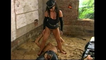 Vintage dominatrix tgp - Bbw tiziana redford fucks her devote slave with a strap-on dildo cooling him dow