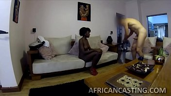 Image: Amazing african princess gives head