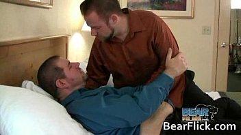 Chubby gay men Craig Knight & Russ gay sex