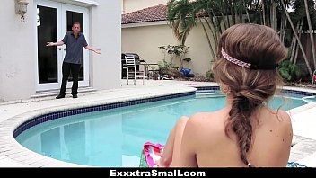 ExxxtraSmall – Petite Teen (Kimmy Granger) Caught and Fucked by Her Neighbor