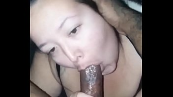 Asian bbw fa Getting my dick suck