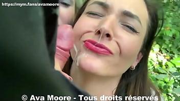 Ava Moore Un Vieux Pervers Se Vident Les Couilles Sur Nous PORNO REALITE