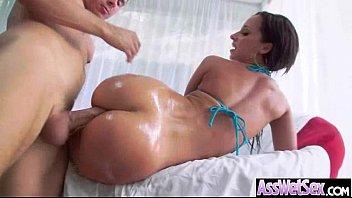 Big Oiled Butt Girl (jada stevens) Get Anal Hardcore Bang vid-14